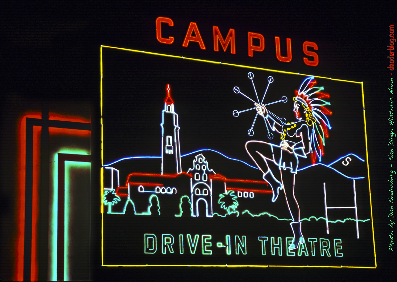 Campus Drive In dsoderblog.com