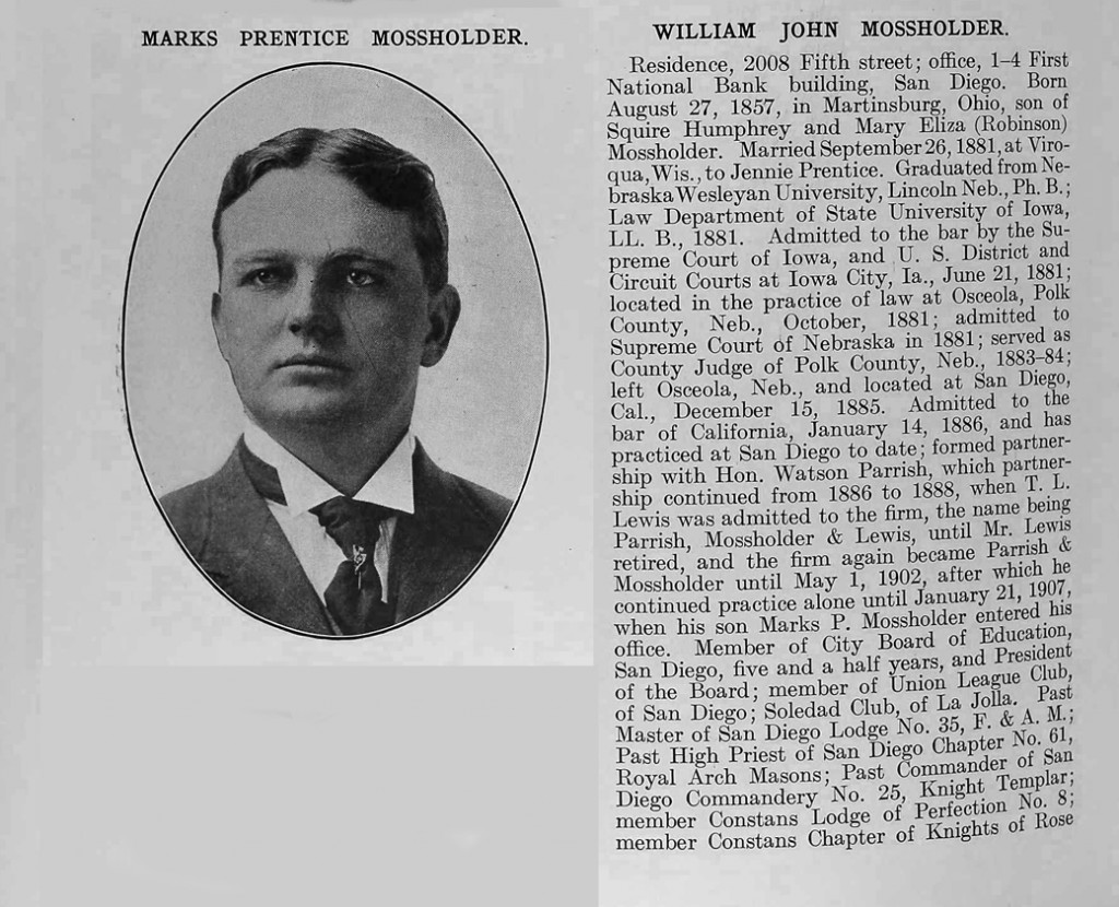1909 MossHolder_ BarAssoc1