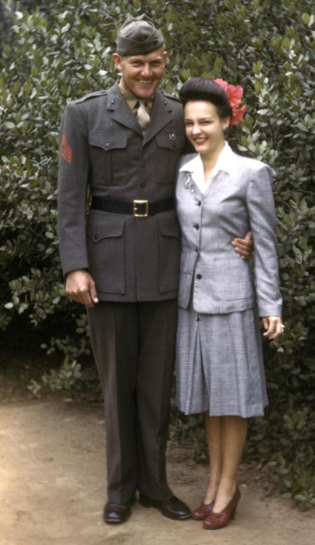 Bill & Jeanne Soderberg