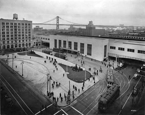 1939 Tranist Terminal