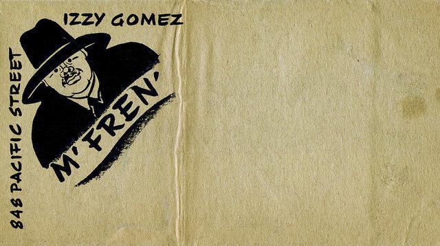 Izzy Gomez