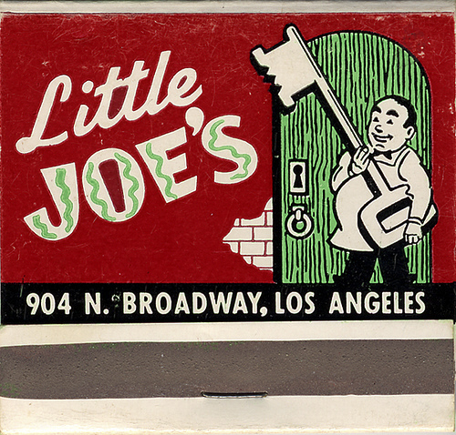 LittleJoesMatches