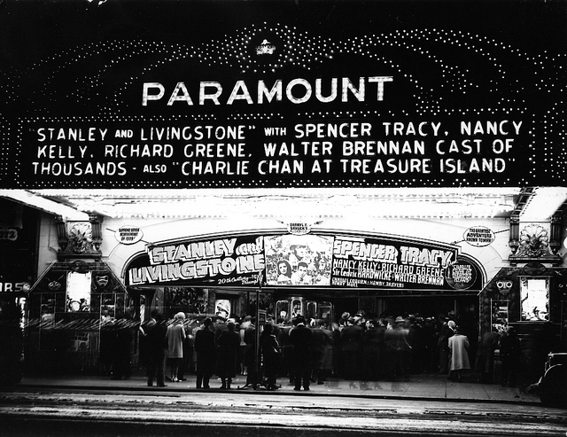 Paramount Theatre SF 1939