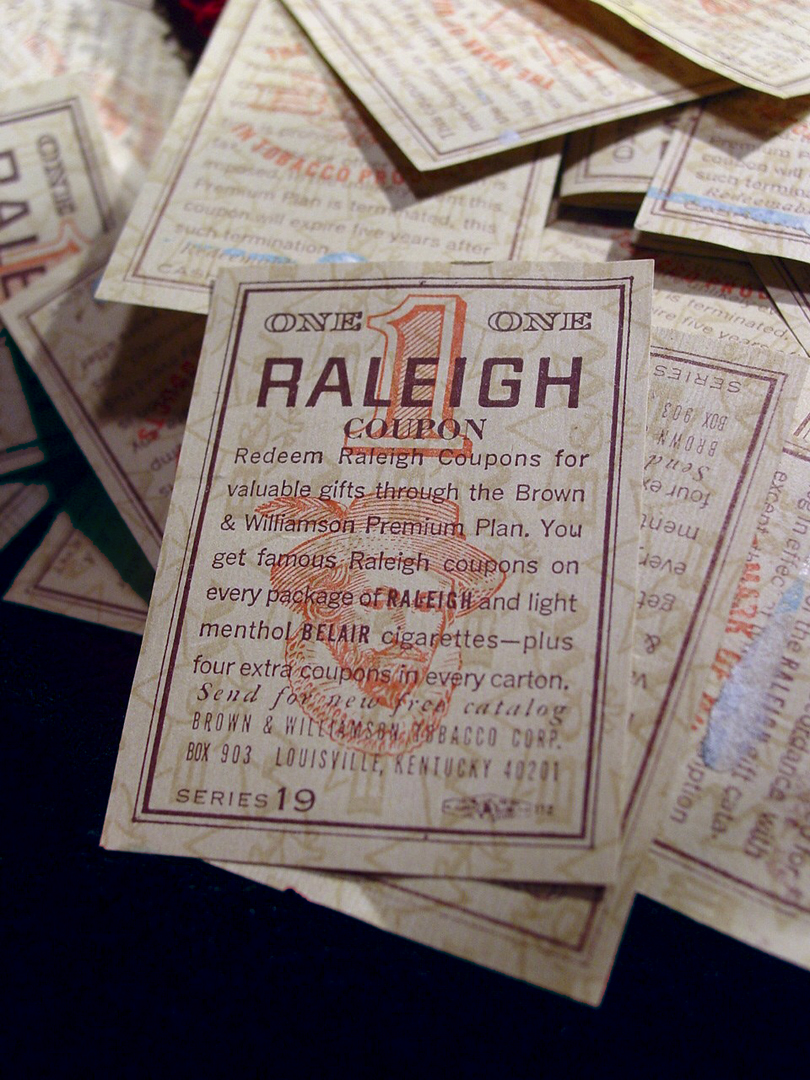Raleigh Coupon