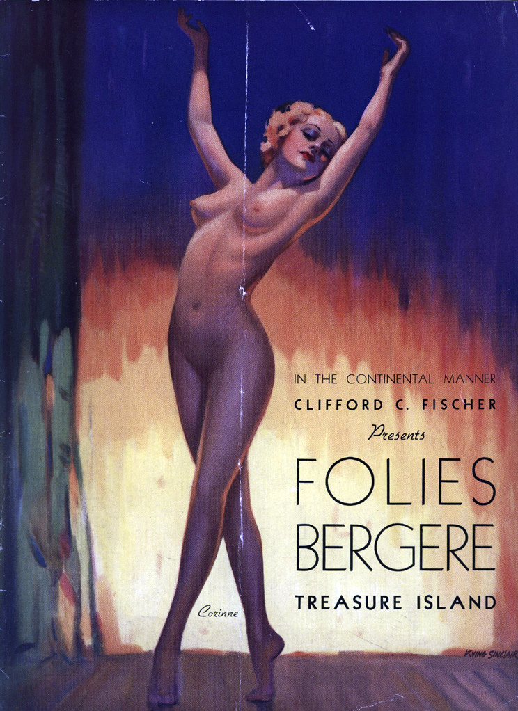 Foiles Bergere Poster