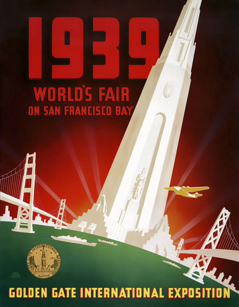 World's Fair Poster