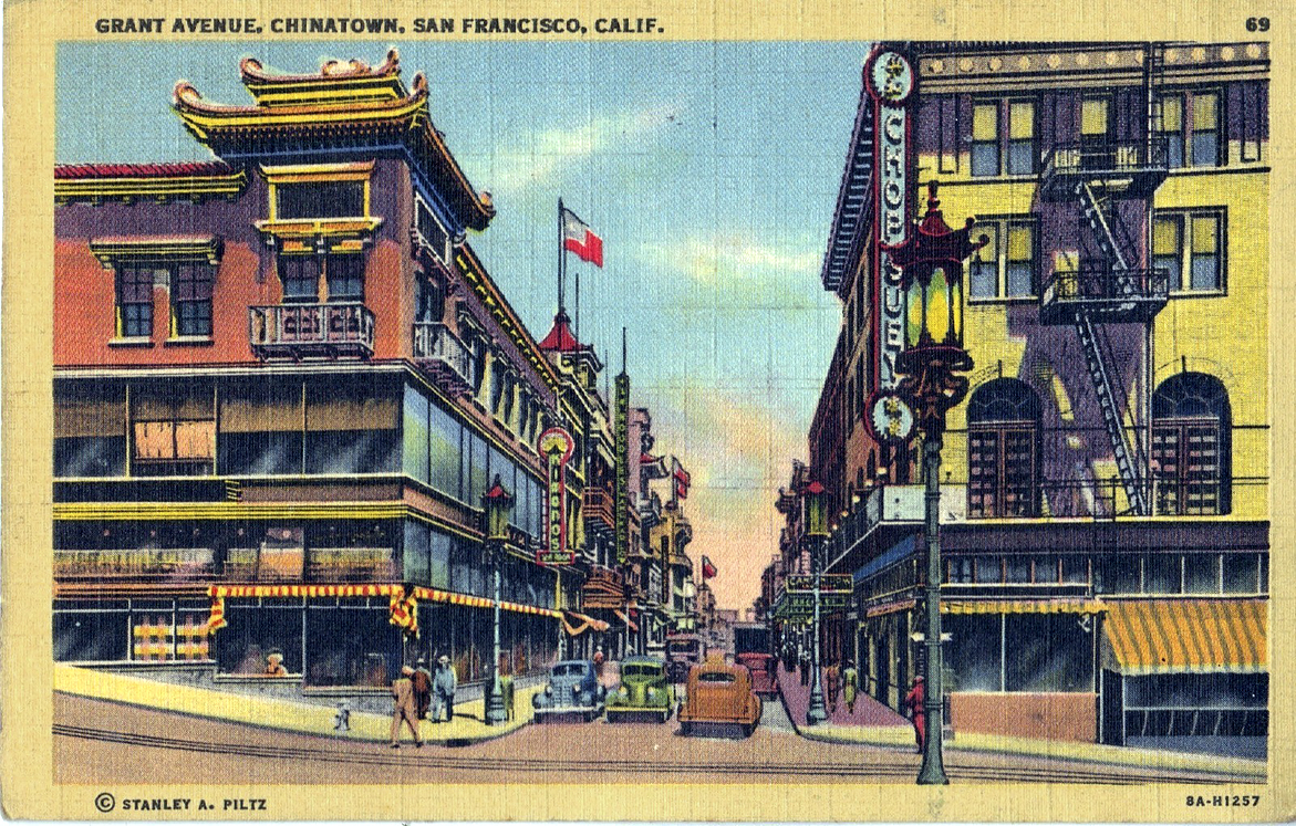 GrantAvenueChinaTown