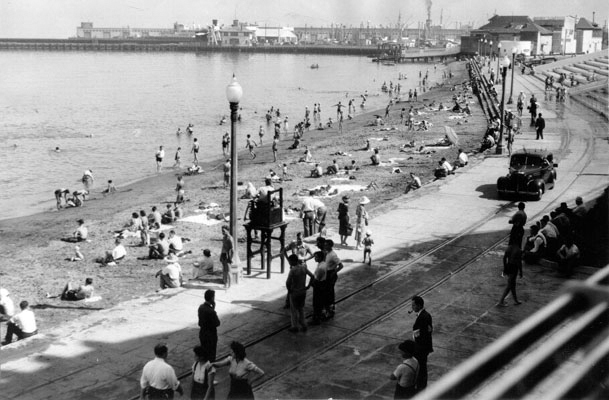 Aquatic Park Beach