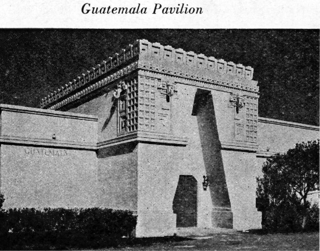 Guatemala Pavilion