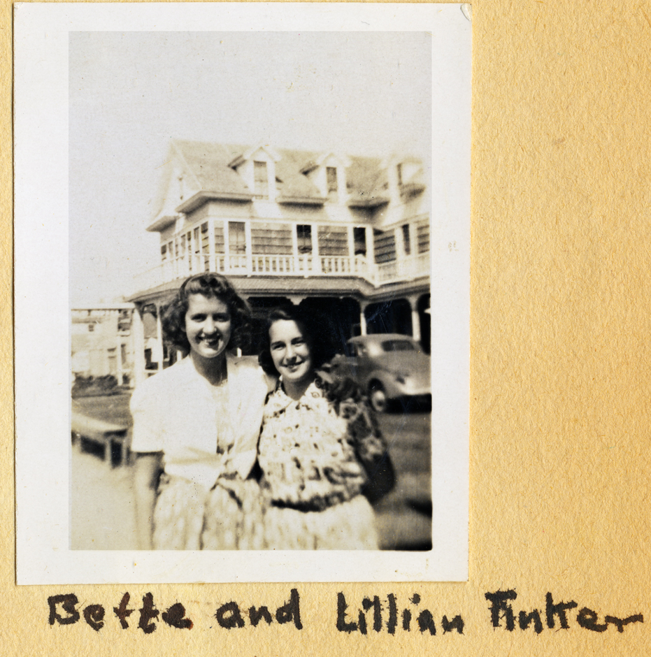 Bette and Lillian