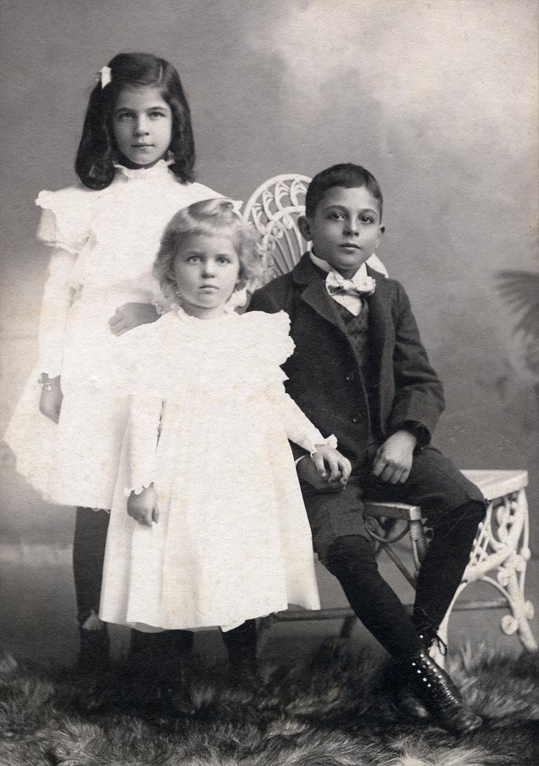 Carola, Frances, Otto