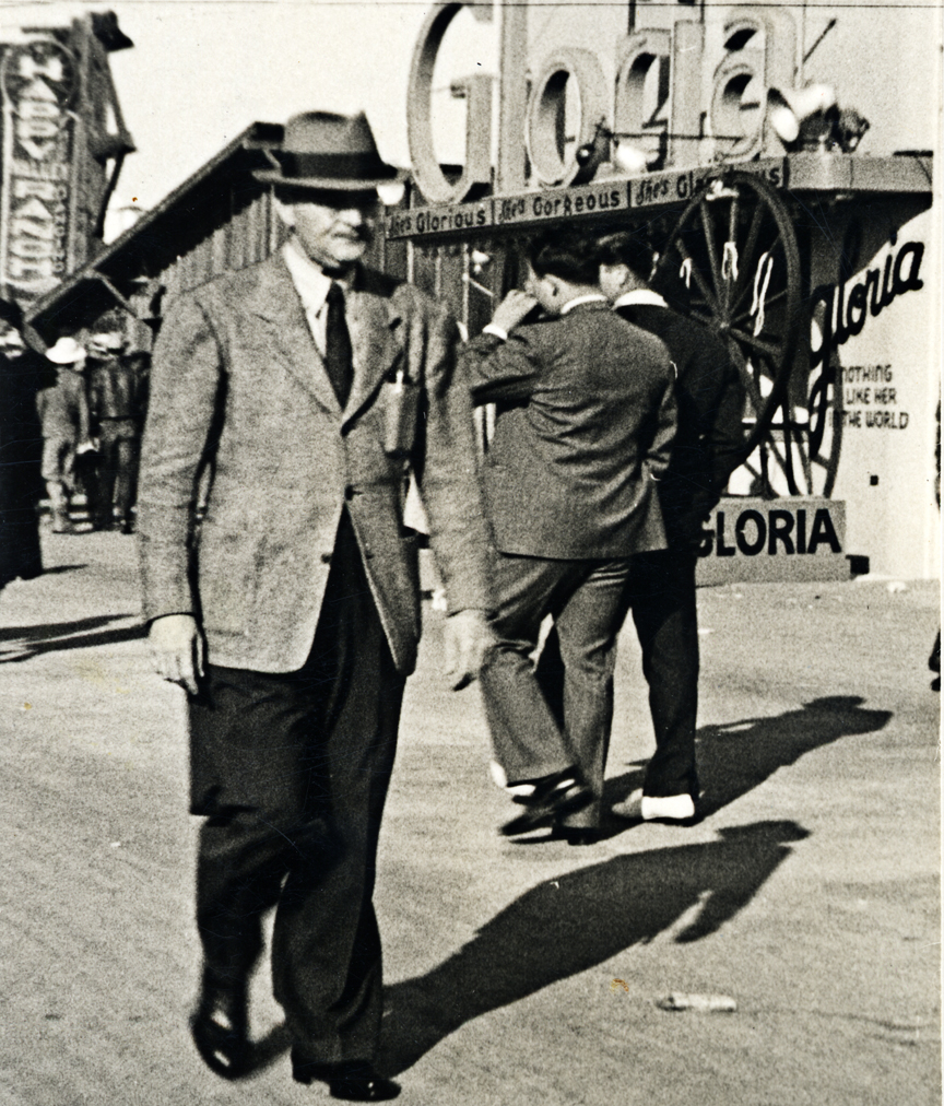 Hussey SF Fair 1939
