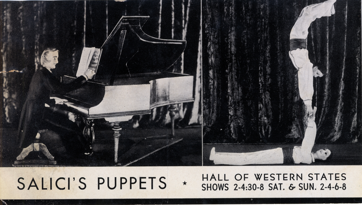 Salici's Puppets