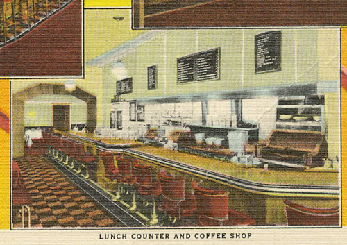 Vanessi's lunch counter_tatteredandlost