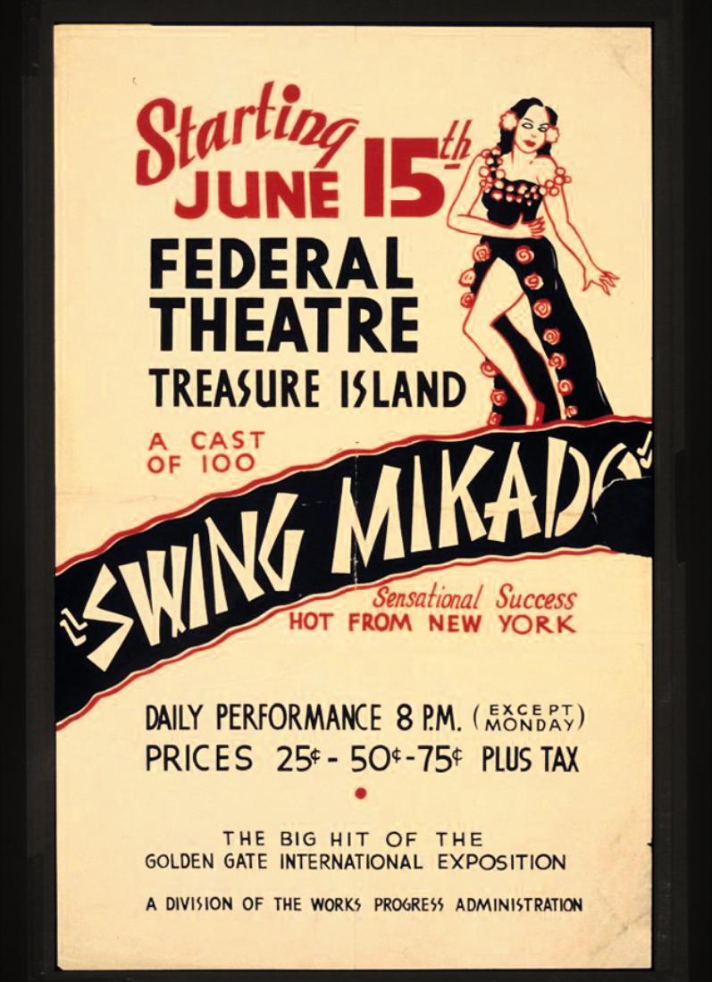 swing makado