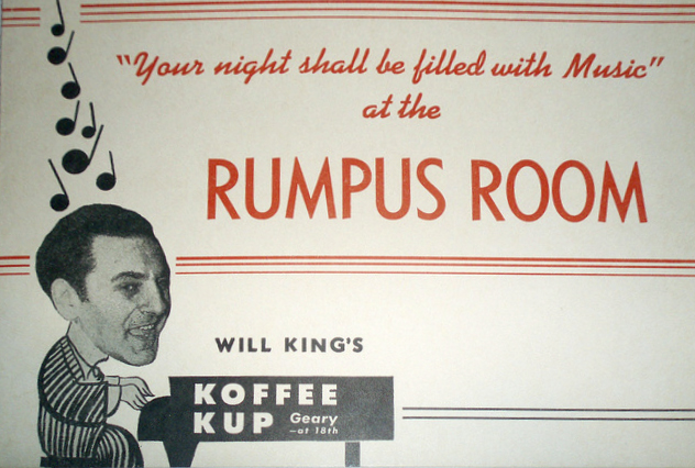 Kings Koffee Kup Rumpus Room