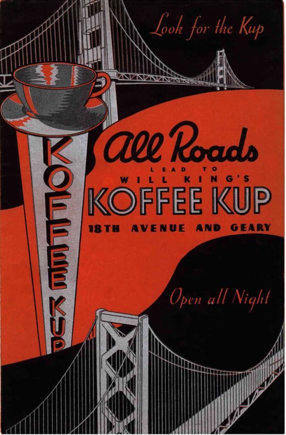 King's Koffee Kup