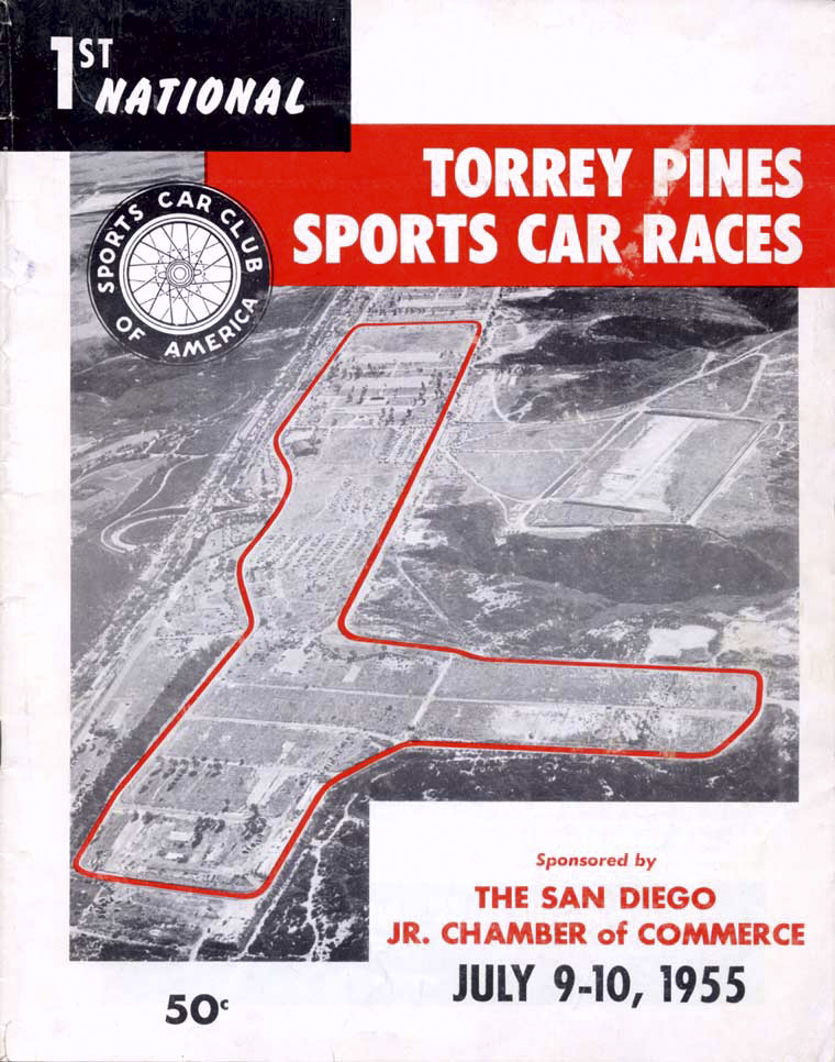 Torrey Pines Sports Car Races