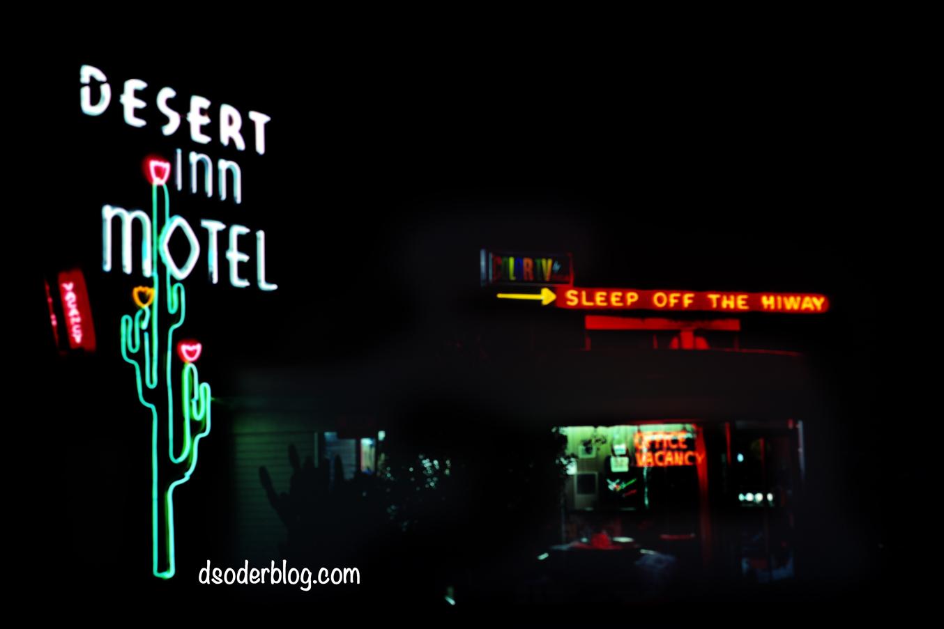 Desert Inn Motel Rescan