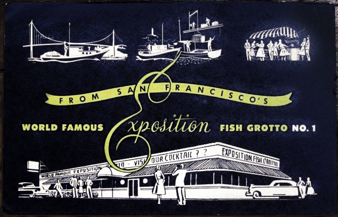 Expositon Fish Grotto Number 1
