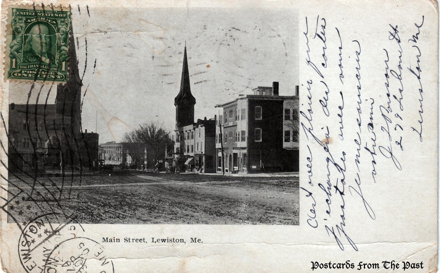 Lewiston Maine d2a