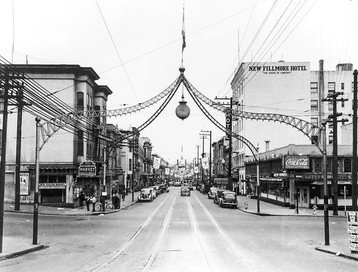 Fillmore Hotel 1936