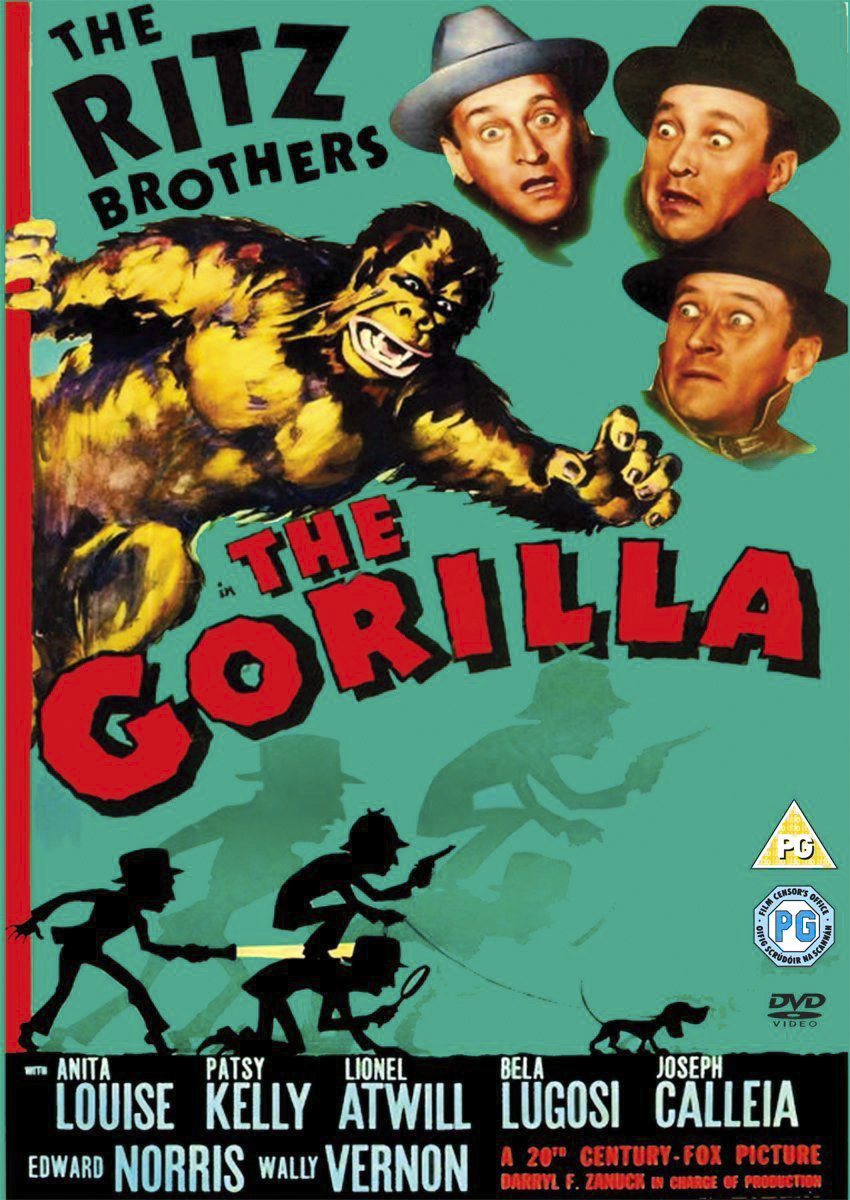 Ritz Brothers The Gorilla